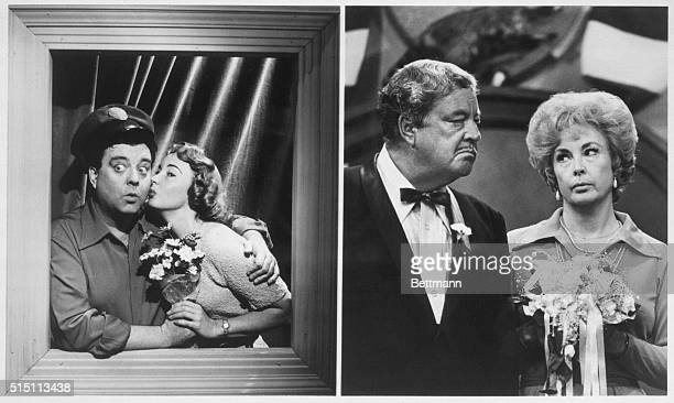 Ralph and Alice Kramden are the picture of wedded bliss but 25 years later Ralph isn't smilingeven at a special ceremony where they are remarried in...