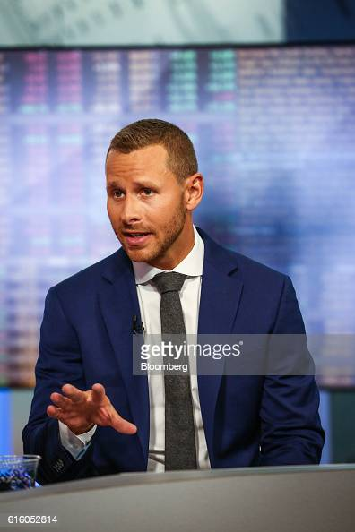 Ralph Bassett cohead of North American equities for Aberdeen Asset Management speaks during a Bloomberg Television interview in New York US on Friday...