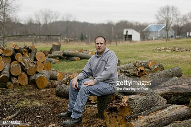 Ralph Case posed for a portrait at his home in North Canton Ohio on January 16 2017 Ralph Case has made a name for himself after taking the...
