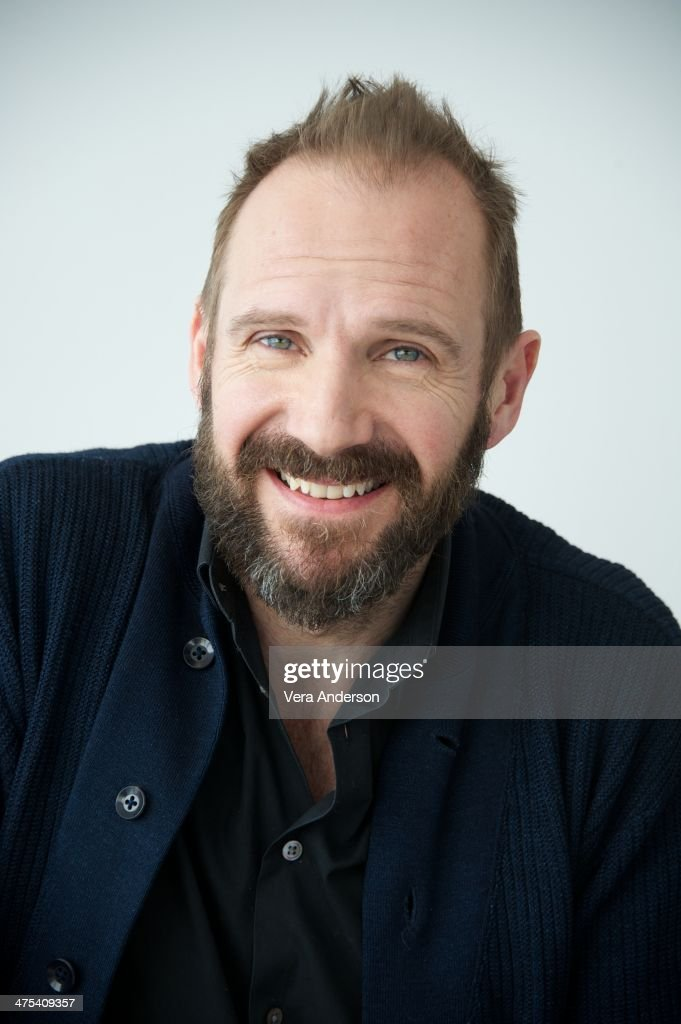 Ralph Fiennes at 'The Grand Budapest Hotel' Press Conference at the Crosby Hotel on February 26 2014 in New York City