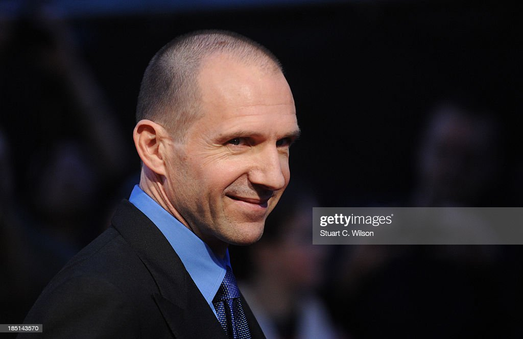 <a gi-track='captionPersonalityLinkClicked' href=/galleries/search?phrase=Ralph+Fiennes&family=editorial&specificpeople=206461 ng-click='$event.stopPropagation()'>Ralph Fiennes</a> attends the Festival Gala European Premiere of 'The Invisible Woman' during the 57th BFI London Film Festival at Odeon West End on October 17, 2013 in London, England.