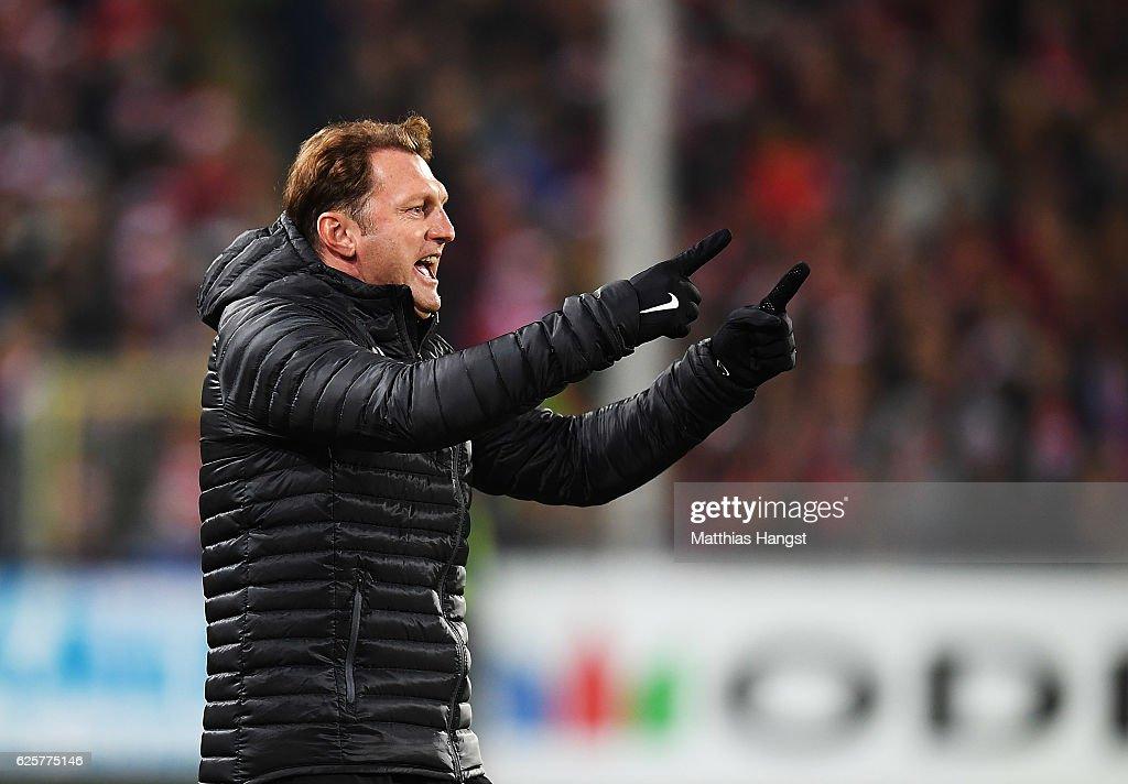 SC Freiburg v RB Leipzig - Bundesliga : News Photo