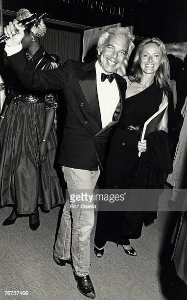 Ralph Lauren and Ricky LowBeer
