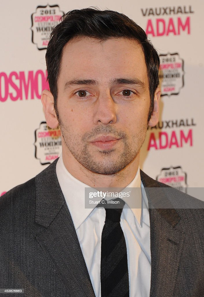 Ralph Little attends the Cosmopolitan Ultimate Women of the Year Awards at Victoria Albert Museum on December 5 2013 in London England