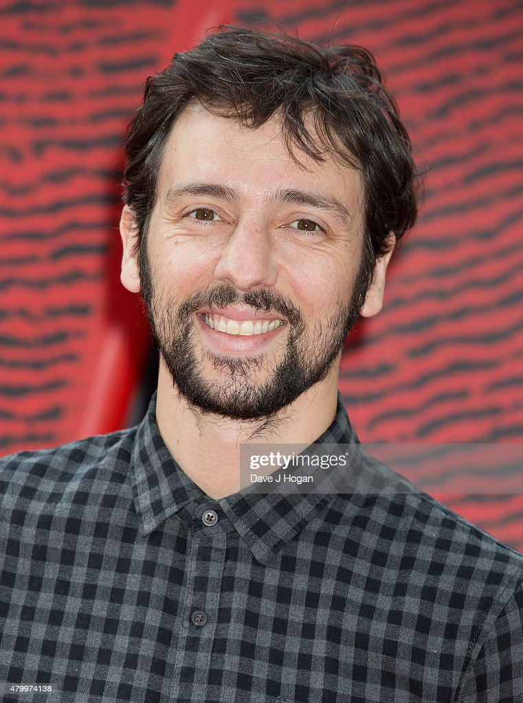 Ralph Little attends the European premiere of Marvel's 'AntMan' at Odeon Leicester Square on July 8 2015 in London England