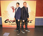 Ralph Macchio And William Zabka Surprise Fans At A...