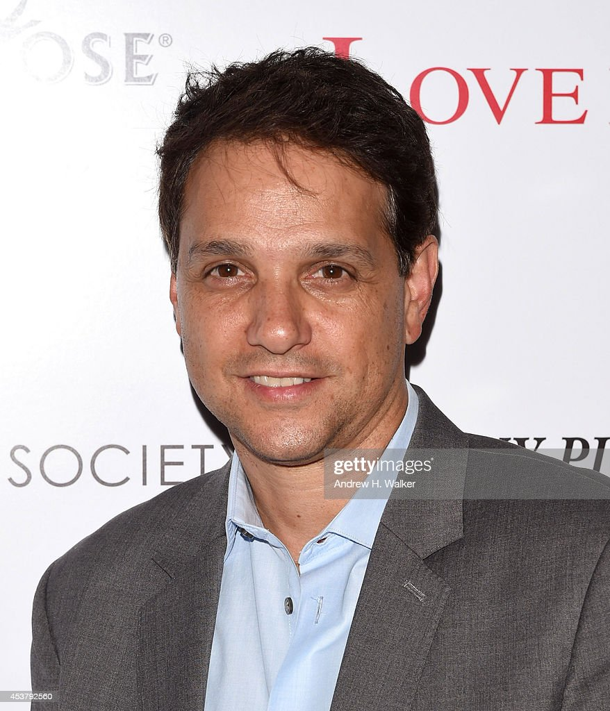 <a gi-track='captionPersonalityLinkClicked' href=/galleries/search?phrase=Ralph+Macchio&family=editorial&specificpeople=235426 ng-click='$event.stopPropagation()'>Ralph Macchio</a> attends the Sony Pictures Classics with The Cinema Society & Grey Goose screening of 'Love is Strange' at Tribeca Grand Hotel on August 18, 2014 in New York City.
