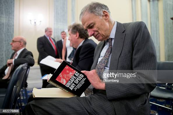 Term Paper on Ralph Nader and consumer protection?