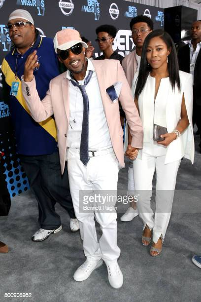 Ralph Tresvant at the 2017 BET Awards at Staples Center on June 25 2017 in Los Angeles California