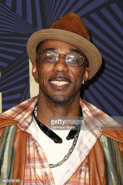 Ralph Tresvant attends the BET's 2017 American Black Film Festival Honors Awards at The Beverly Hilton Hotel on February 17 2017 in Beverly Hills...