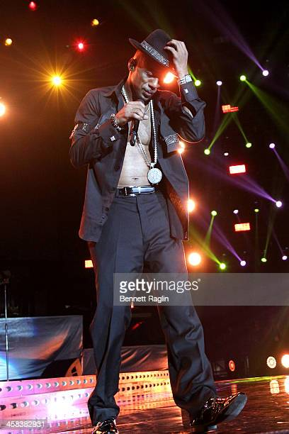 Ralph Tresvant from New Edition performs on stage during the 2016 ESSENCE Festival presented by Coca Cola at the Louisiana Superdome on July 1 2016...