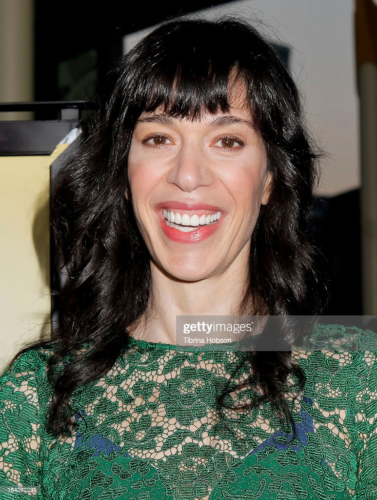 Ramaa Mosley attends 'The Brass Teapot' Los Angeles special screening at ArcLight Hollywood on March 21, 2013 in Hollywood, California.