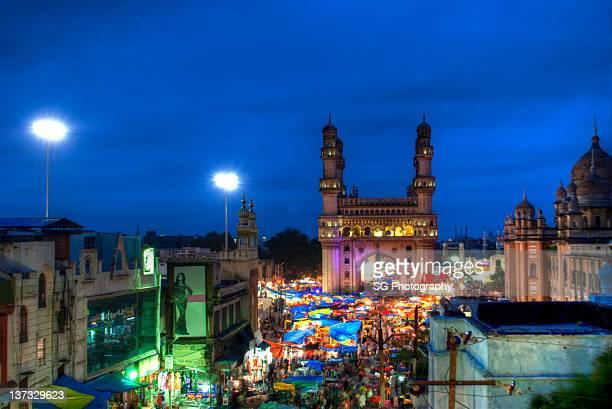 Ramazan month at Charminar