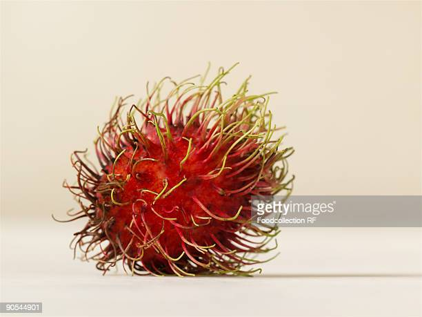 Rambutan, close up