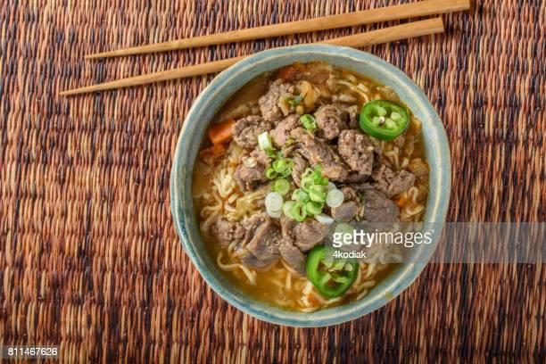 Ramen Noodle with Bulkogi