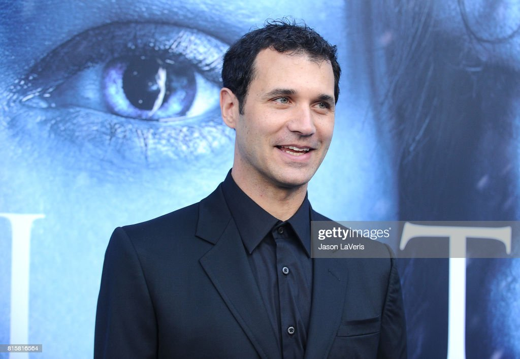 Ramin Djawadi attends the season 7 premiere of 'Game Of Thrones' at Walt Disney Concert Hall on July 12, 2017 in Los Angeles, California.