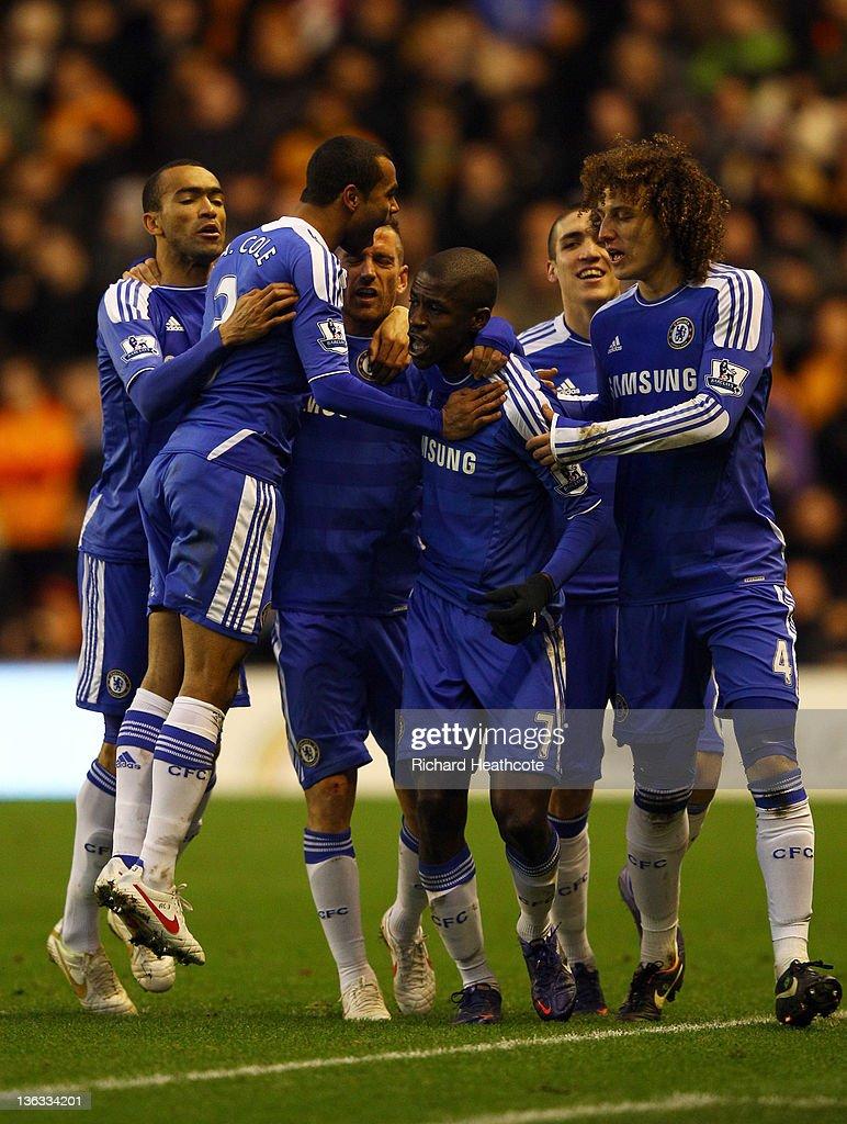 Wolverhampton Wanderers v Chelsea Premier League s and