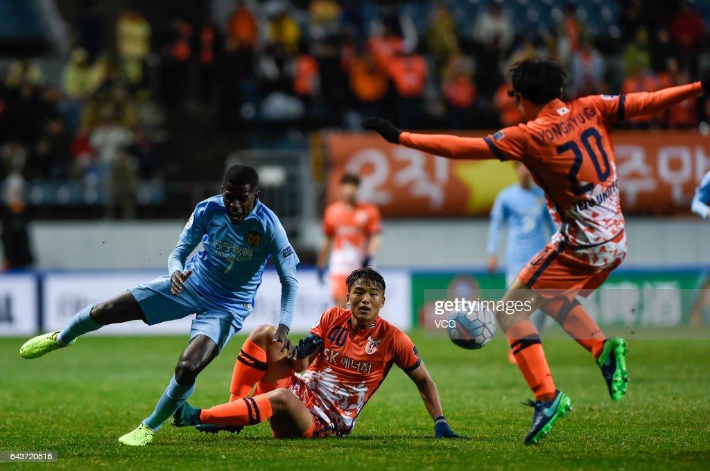 AFC Champions League - Jeju United v Jiangsu Suning