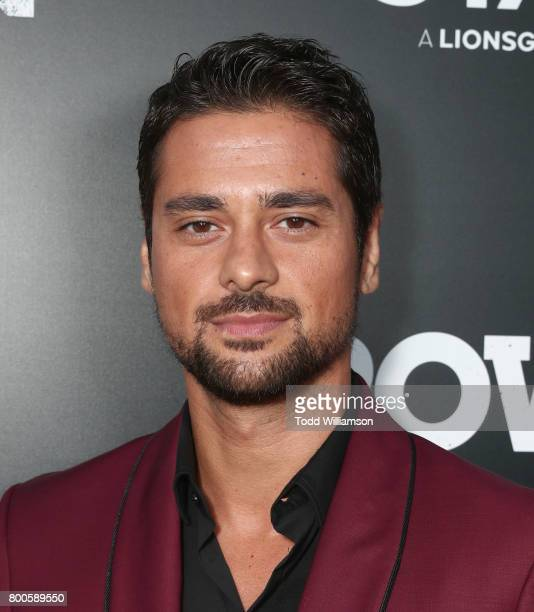 Ramirez attends STARZ 'Power' Season 4 LA Screening And Party at The London West Hollywood on June 23 2017 in West Hollywood California