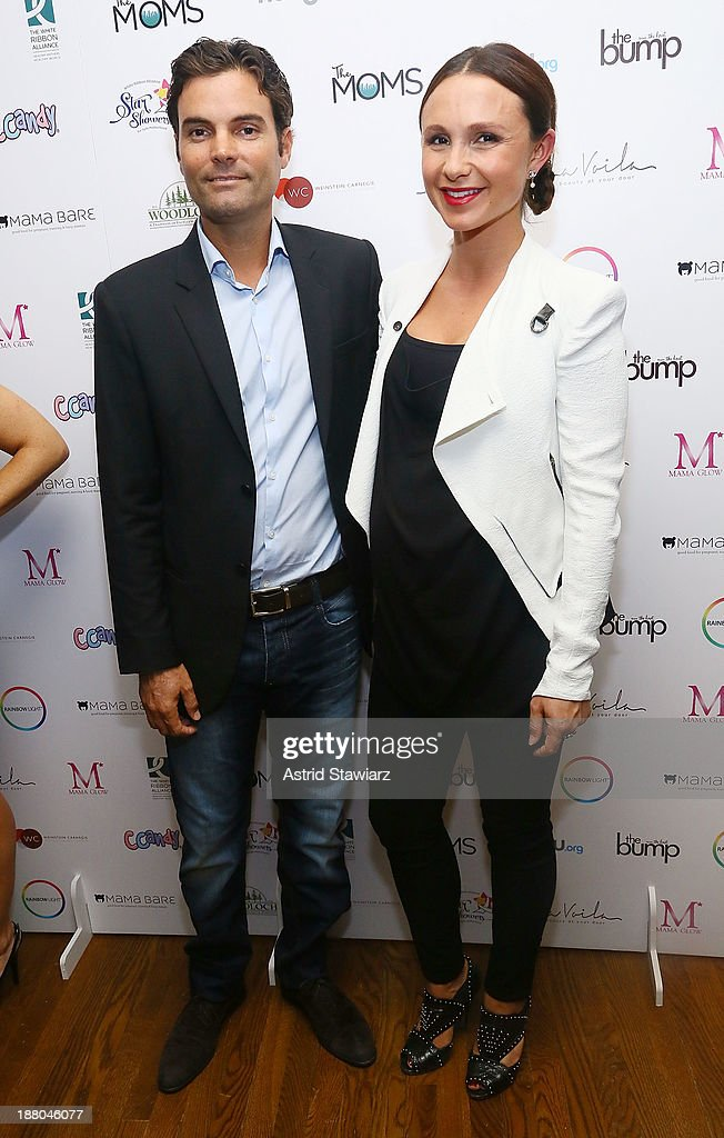 Ramiro Quintana and <a gi-track='captionPersonalityLinkClicked' href=/galleries/search?phrase=Georgina+Bloomberg&family=editorial&specificpeople=2466291 ng-click='$event.stopPropagation()'>Georgina Bloomberg</a> attend Star Showers: An Evening Celebrating The Expansion Of Healthcare Services To Women Worldwide on November 14, 2013 in New York City.