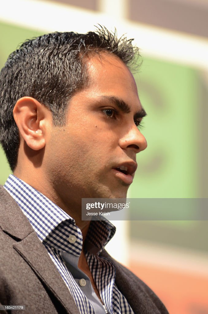 Ramit Sethi speaks onstage at the Why Tiny Habits Give Big Results panel during the 2013 SXSW Music, Film + Interactive Festival at Austin Convention Center on March 9, 2013 in Austin, Texas.