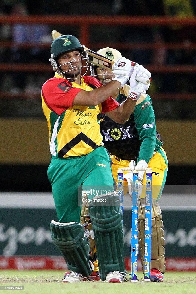 Guyana Amazon Warriors v Jamaica Tallawahs - CPL 2013