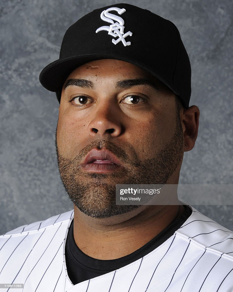 Ramon Castro #27 of the Chicago White Sox poses for a portrait during photo day on February 26, 2011 at Camelback Ranch in Glendale, Arizona.