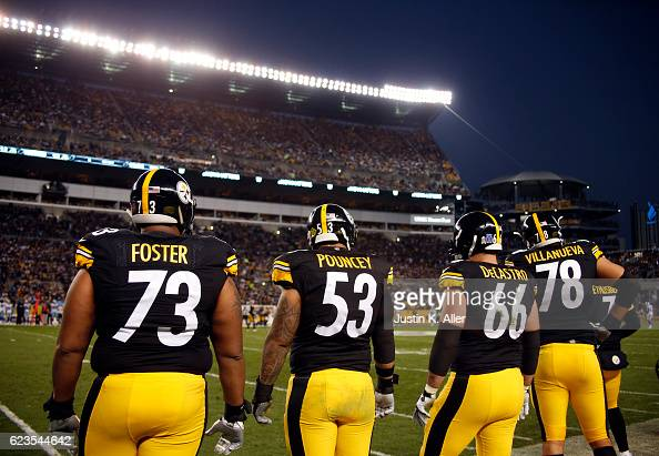 Dallas Cowboys v Pittsburgh Steelers : News Photo
