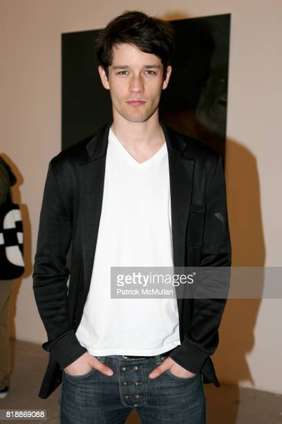 Ramon Goni attends 'The Transformation of ENRIQUE MIRON as El Diablo' by PAUL ROWLAND at 548 W 22nd St on April 29 2010 in New York