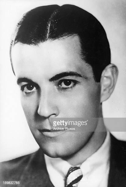 Ramon Novarro publicity portrait for the film 'Daybreak' 1931