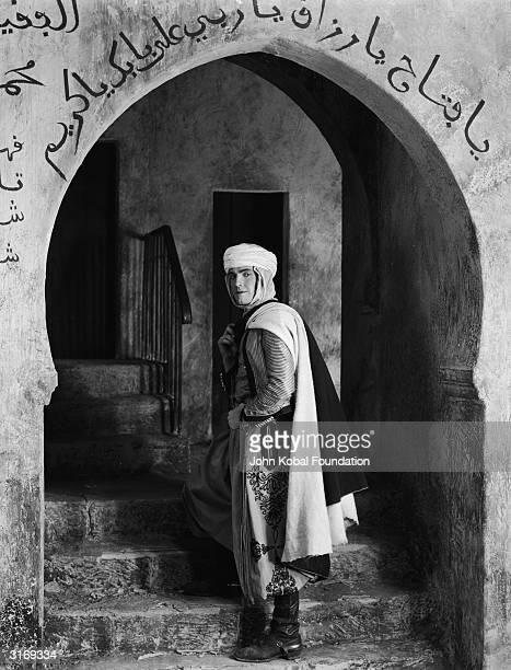 Ramon Novarro stars in the silent adventure 'The Arab' directed by Rex Ingram