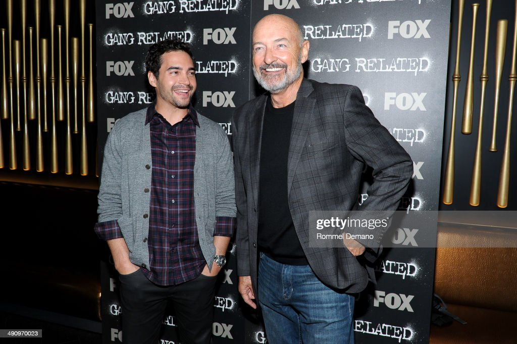 <a gi-track='captionPersonalityLinkClicked' href=/galleries/search?phrase=Ramon+Rodriguez&family=editorial&specificpeople=73608 ng-click='$event.stopPropagation()'>Ramon Rodriguez</a> and <a gi-track='captionPersonalityLinkClicked' href=/galleries/search?phrase=Terry+O%27Quinn&family=editorial&specificpeople=613081 ng-click='$event.stopPropagation()'>Terry O'Quinn</a> attend the 'Gang Related' private screening at 40 / 40 Club on May 15, 2014 in New York City.