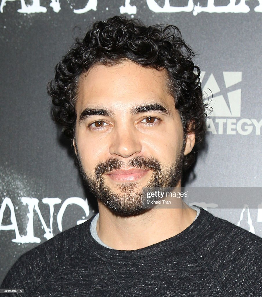 <a gi-track='captionPersonalityLinkClicked' href=/galleries/search?phrase=Ramon+Rodriguez&family=editorial&specificpeople=73608 ng-click='$event.stopPropagation()'>Ramon Rodriguez</a> arrives at FOX's 'Gang Related' TV series premiere held at Homeboy Industries on April 21, 2014 in Los Angeles, California.