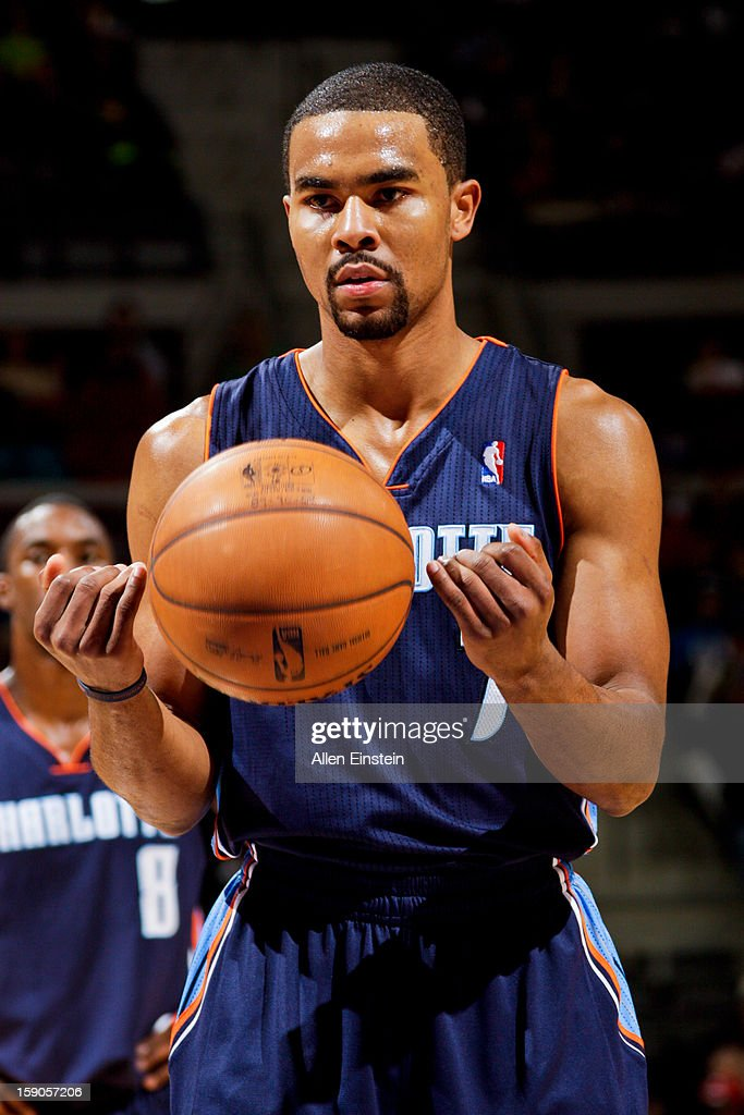 Ramon Sessions #7 of the Charlotte Bobcats shoots a free-throw against the Detroit Pistons on January 6, 2013 at The Palace of Auburn Hills in Auburn Hills, Michigan.