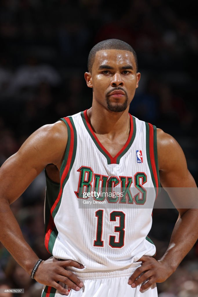 Ramon Sessions #13 of the Milwaukee Bucks on the court during the game against the Indiana Pacers on February 22, 2014 at the BMO Harris Bradley Center in Milwaukee, Wisconsin.