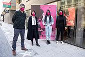"""La Mujer Ilegal"" Madrid Photocall"