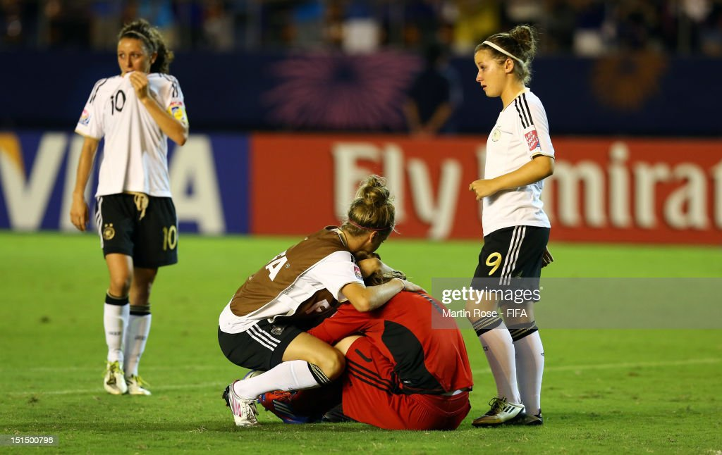 USA v Germany: Final - FIFA U-20 Women's World Cup Japan 2012