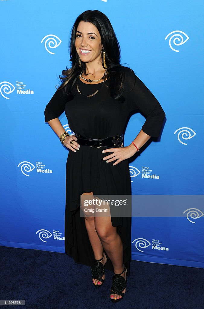 Ramona Rizzo attends the Time Warner Cable Media 'Cabletime' Upfront at Yotel Hotel on June 7, 2012 in New York City.