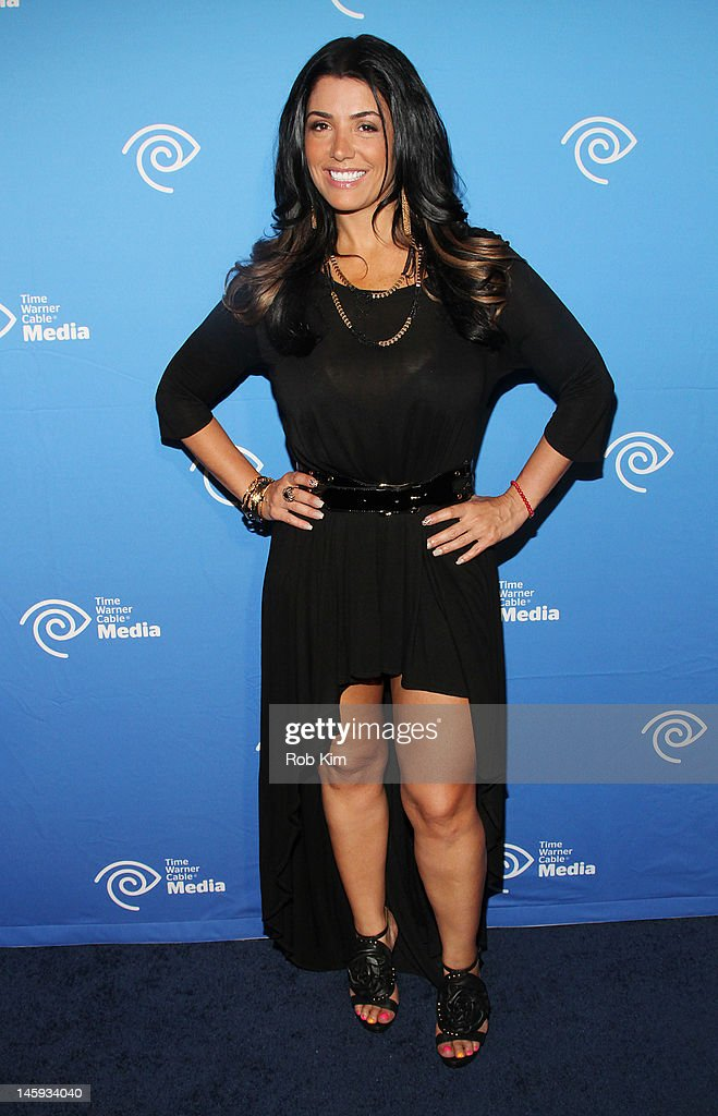 Ramona Rizzo of VH1's Mob Wives attends the Time Warner Cable Media 'Cabletime' Upfront at Yotel Hotel on June 7, 2012 in New York City.
