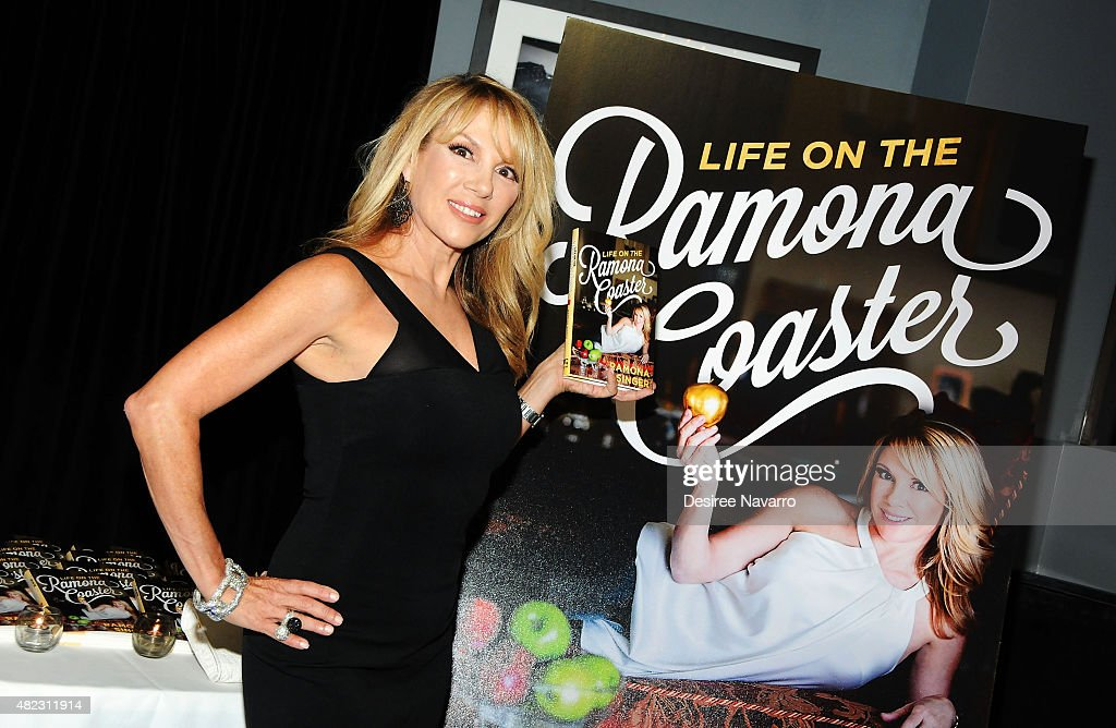 "Ramona Singer's ""Life on the Ramona Coaster"" Book Launch Event"