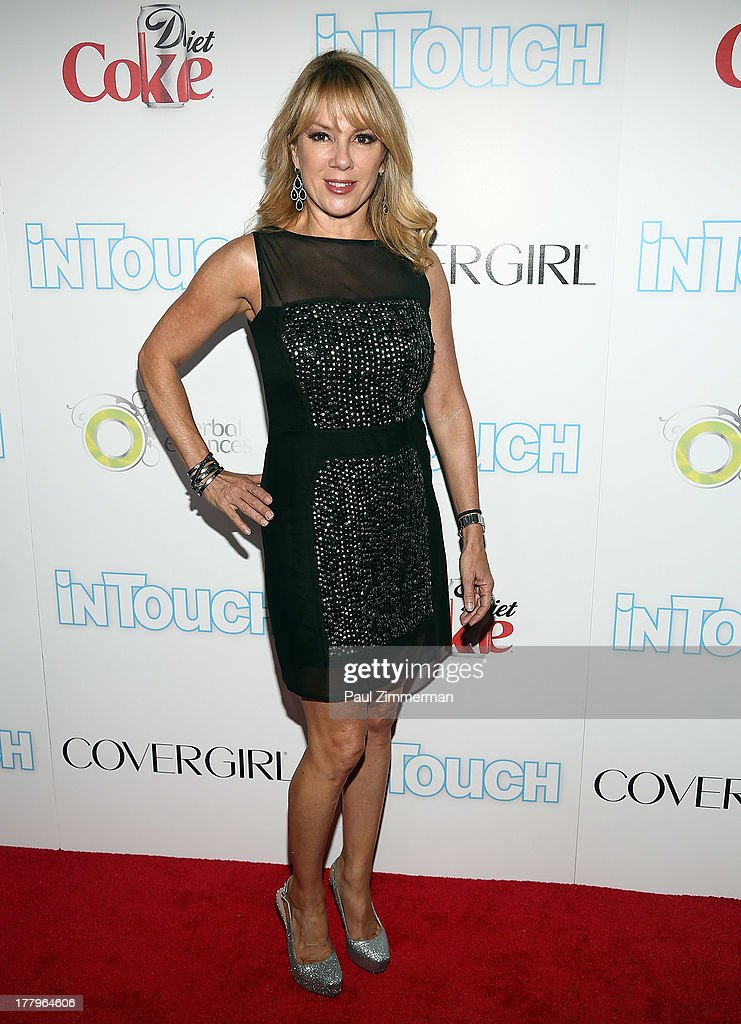 Ramona singer attends In Touch Weekly's 2013 Icons & Idols event at FINALE Nightclub on August 25, 2013 in New York City.