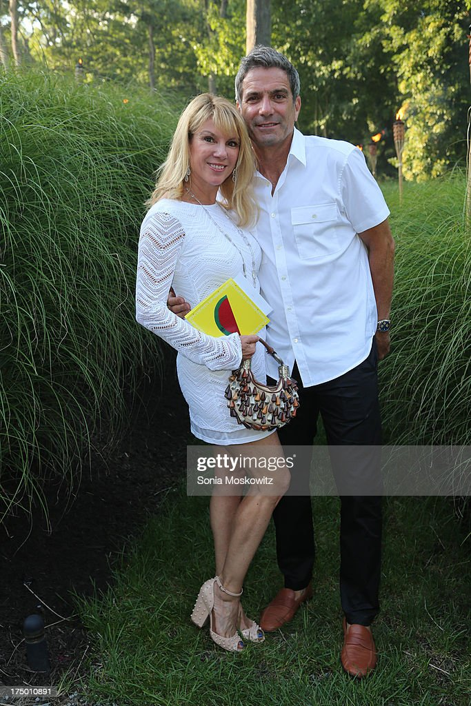 Ramona Singer attends The 20th Annual Watermill Center Summer Benefit at The Watermill Center on July 27, 2013 in Water Mill, New York.