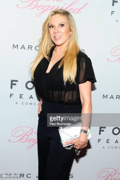 Ramona Singer attends 'The Beguiled' New York Premiere Arrivals at Metrograph on June 22 2017 in New York City