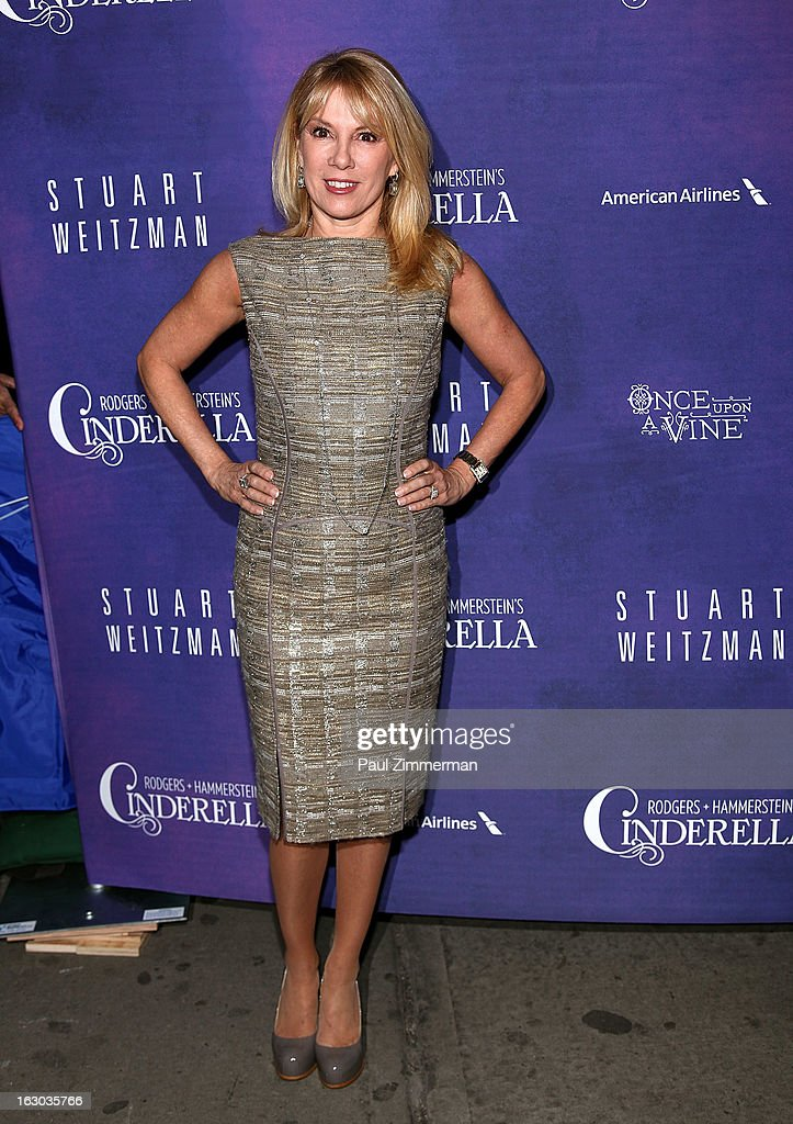 Ramona Singer attends the 'Cinderella' Broadway Opening Night at Broadway Theatre on March 3, 2013 in New York City.