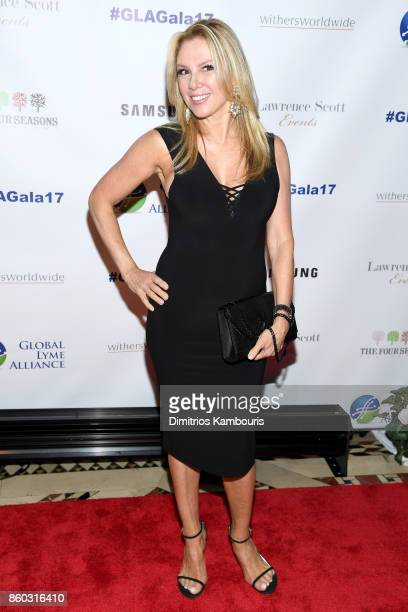 Ramona Singer attends the Global Lyme Alliance third annual New York City Gala on October 11 2017 in New York City