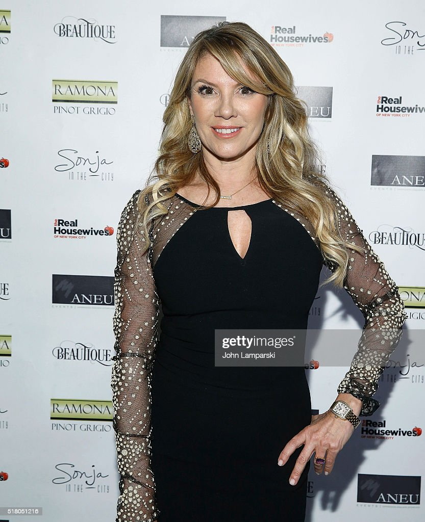 Ramona Singer attends 'The Real Housewives of New York City' season 8 premiere party at Beautique on March 29 2016 in New York City