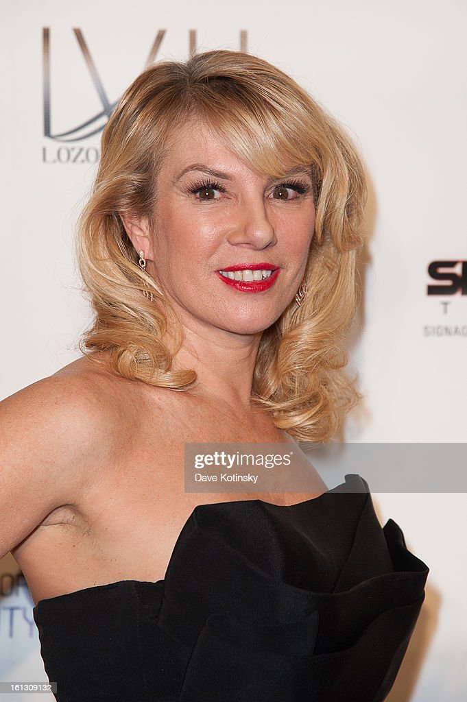Ramona Singer attends 'The Reality Of Fashion, The Reality Of AIDS' Benefit during Fall 2013 Fashion Week at Altman Building on February 9, 2013 in New York City.
