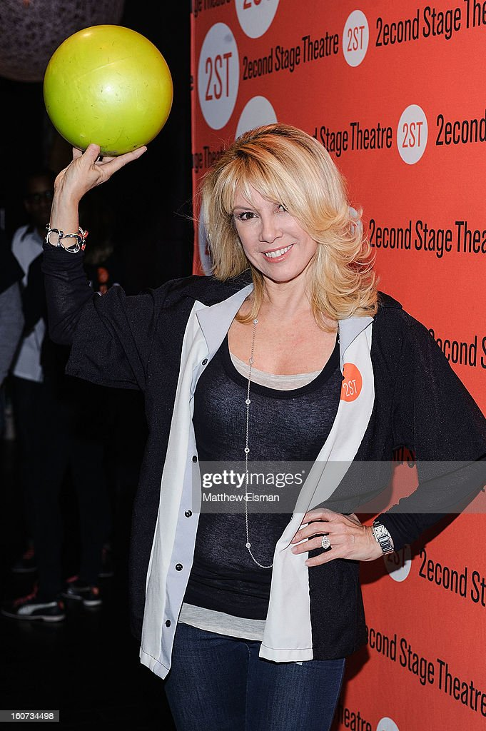 Ramona Singer attends the Second Stage Theatre 2013 Bowling Classic at Lucky Strike on February 4, 2013 in New York City.