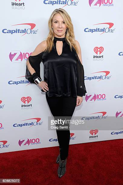 Ramona Singer attends Z100's Jingle Ball 2016 at Madison Square Garden on December 9 2016 in New York City