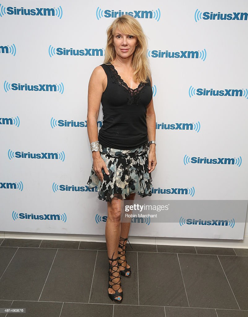 Celebrities Visit SiriusXM Studios - July 21, 2015